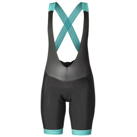 Mavic Sequence Bibshorts Damer sort/turkis